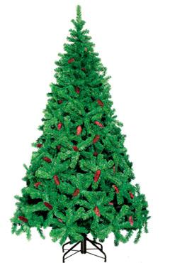Фотография искусственной елки
