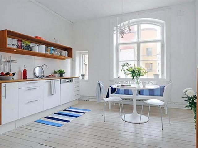 Дизайн жилья в шведском стиле