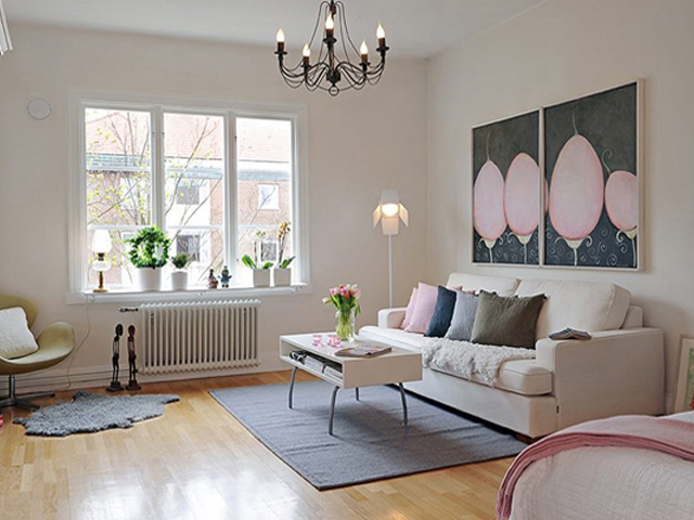 Дизайн в шведском стиле