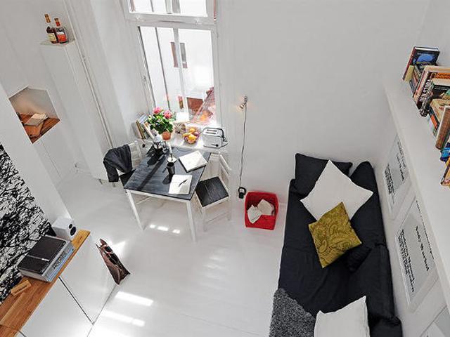 Фотография малогабаритной квартиры