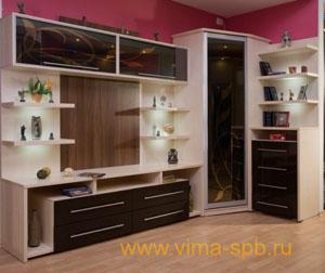 Мебель для зала на заказ