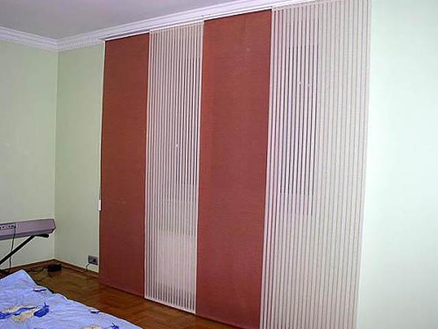 Японские шторы (панели), фото в интерьере. Как сделать шторы в японском стиле своими руками