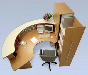 Выбор мебели для вашего офиса