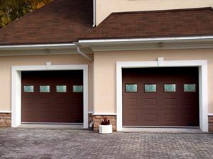 Секционные гаражные ворота: секреты выбора