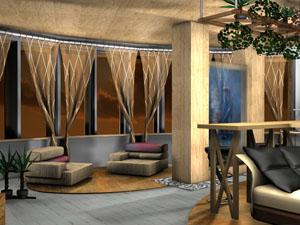 Создание полного дизайн-проекта помещения