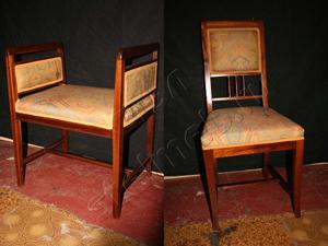 Реставрация и ремонт мебели современного образца
