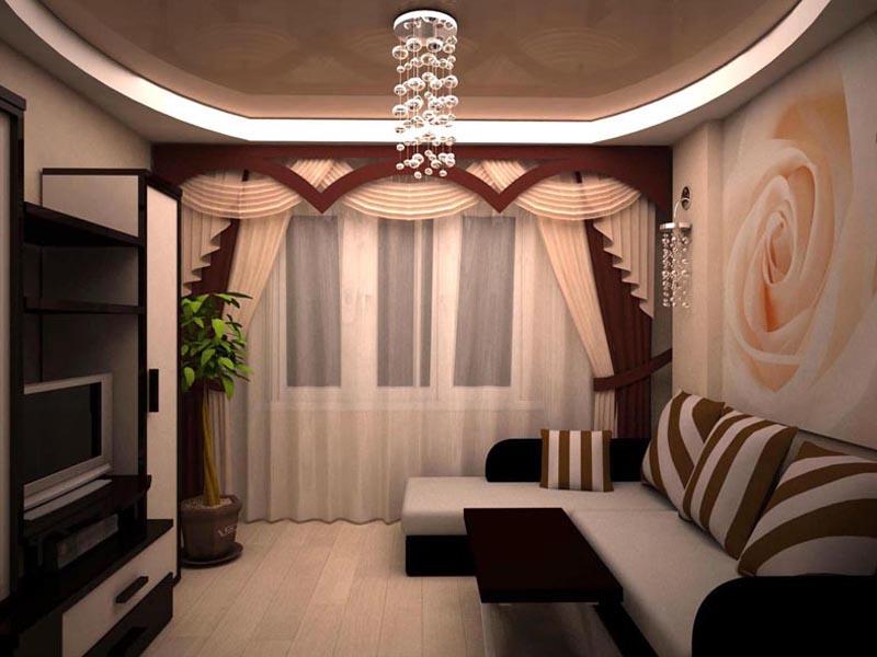 ремонт гостиной своими руками фото и идеи всех домов