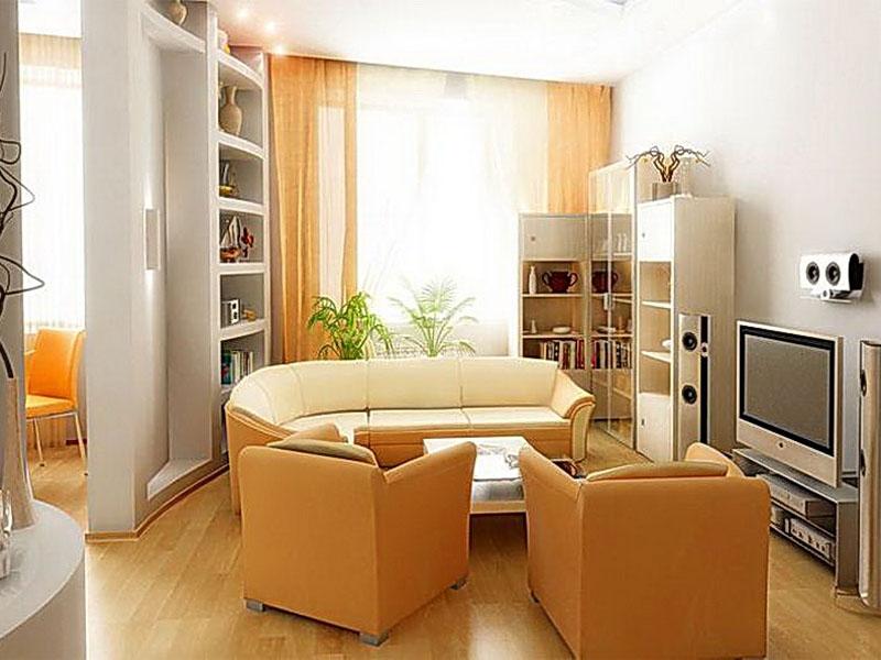 Планировка однокомнатной квартиры. Фотографии планировок