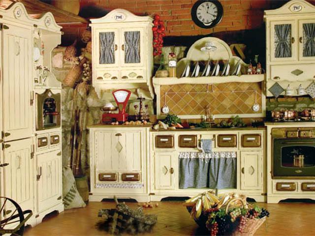 Мебель Прованс. Фото интерьеров и мебели в стиле прованс