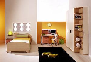 Правильная гамма оттенков для комнаты ребенка