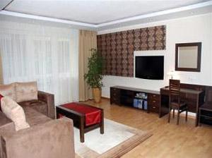 Современный отель в Гданьске