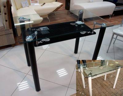 Стеклянные столы для кухни. Как выбрать кухонный стол из стекла?