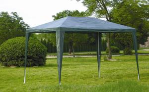 Особенности выбора садового шатра