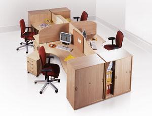 Людей встречают по одежке, офис — по мебели