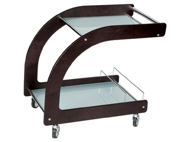 Столик со стеклянными столешницами