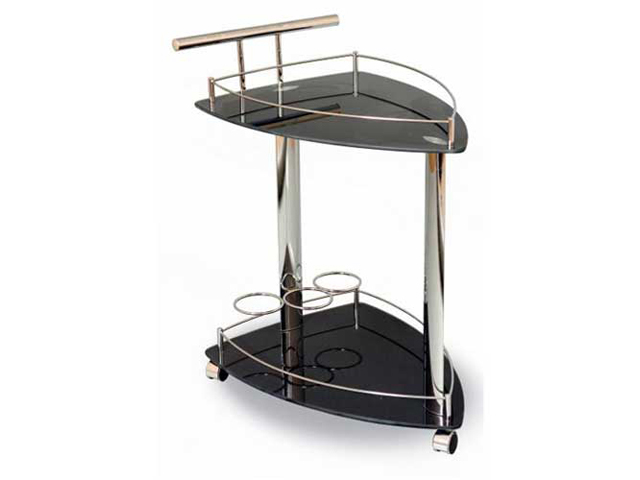 Треугольный сервировочный столик
