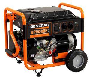 Бензогенератор Generac
