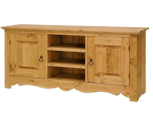 Мебель из массива сосны. 11 фотографий лучшей сосновой мебели и интерьеров