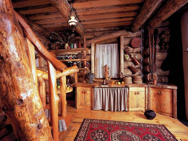 Дизайн и интерьер дачи своими руками. 12 фотографий красивых интерьеров дачного дома
