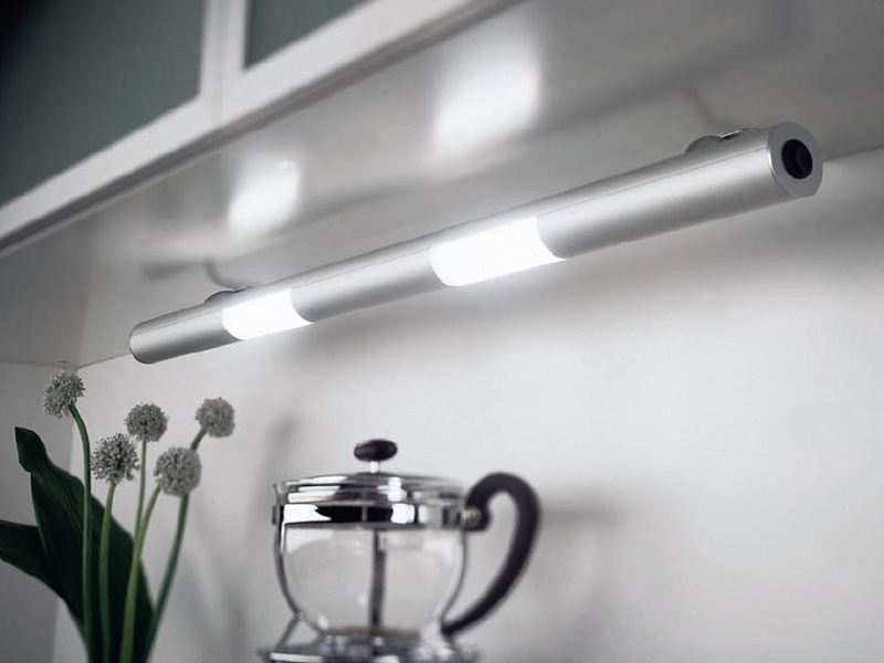 Люминисцентный светильник для кухни