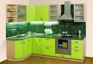 Обустройство кухни. Выбор мебели и кухонного оборудования