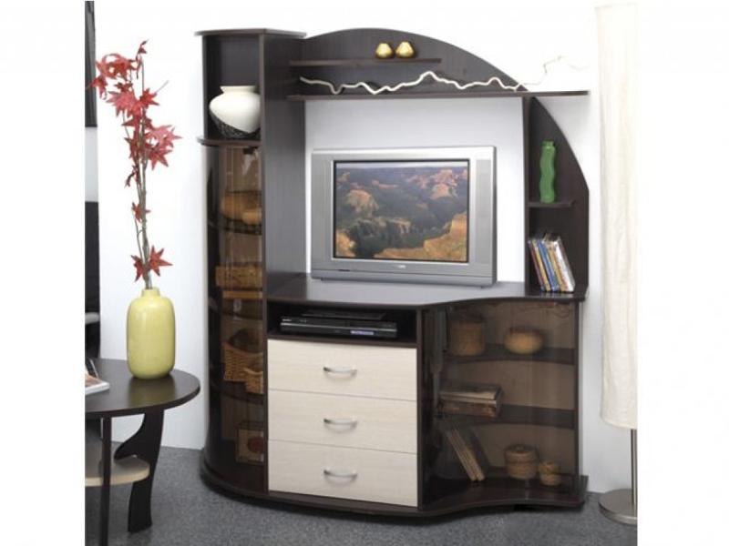 Многофункциональная тумбочка под телевизор