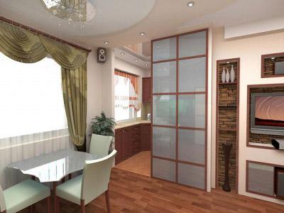 Дизайн и интерьер двухкомнатной квартиры хрущевки. Фотографии интерьеров