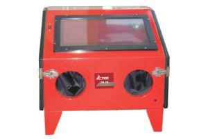 Пескоструйное оборудование: абразивные камеры и очистка помещений