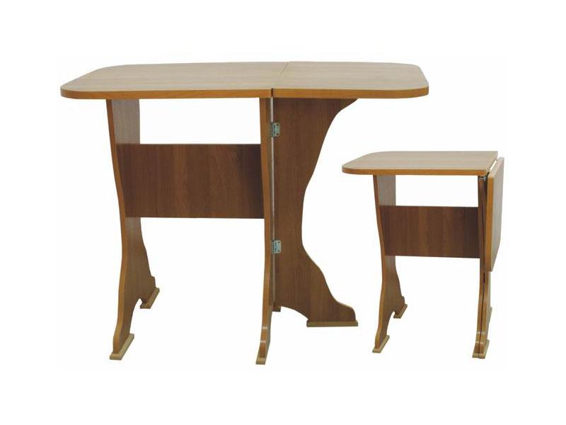 Односторонний раскладной стол для кухни