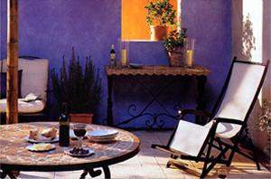 Средиземноморский стиль в интерьере: атмосфера приятной расслабленности