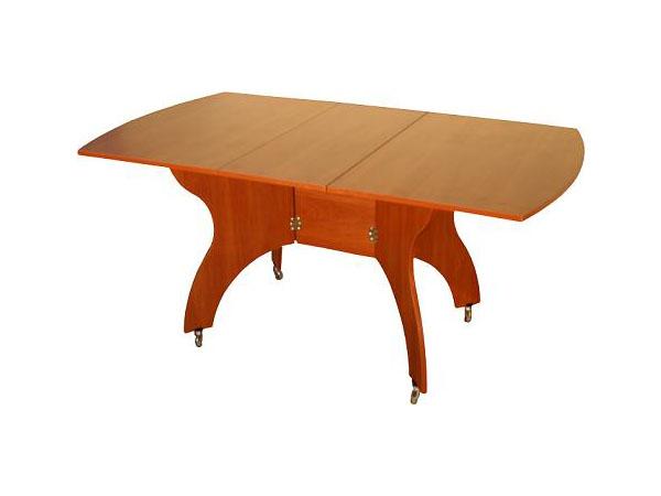 Раскладной стол ПАУК на колесиках