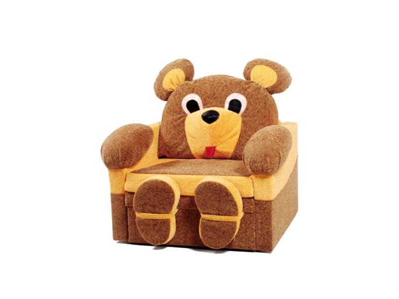 Раскладная кровать в виде медведя