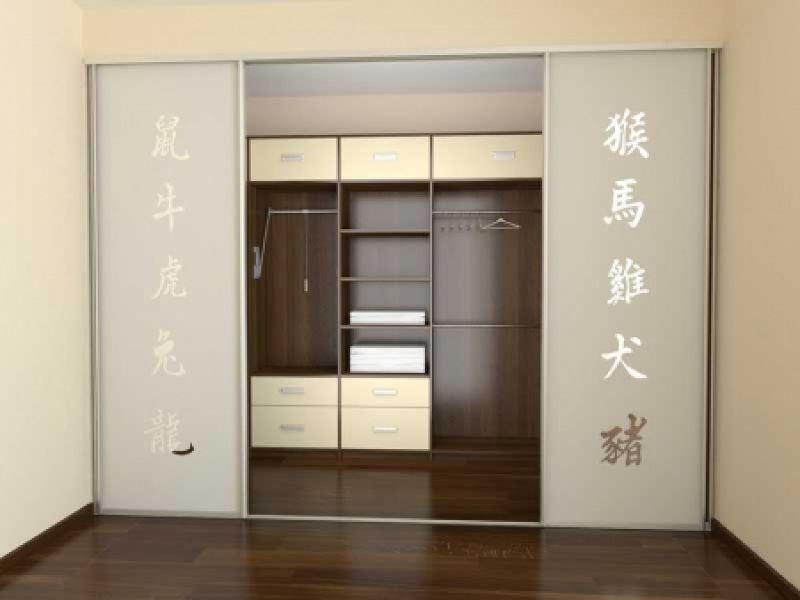 Встроенные шкафы-купе. 13 фото вариантов встроенных шкафов в прихожую, в спальню, в гостиную