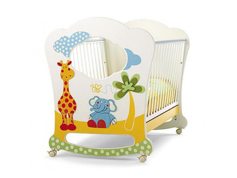 Детские кроватки для новорожденных: как выбрать? 12 фото кроваток для младенца