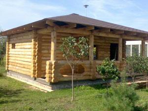 Строительство деревянной бани: несколько советов