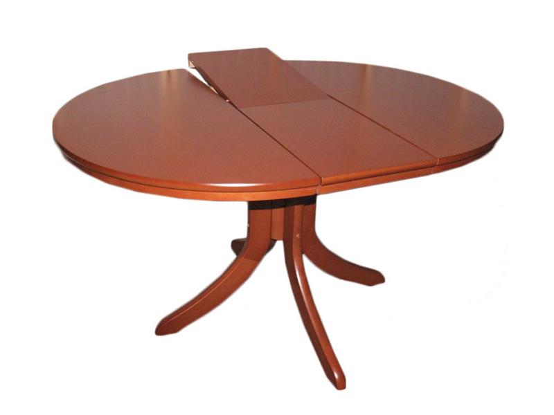 Круглый раскладной стол для кухни