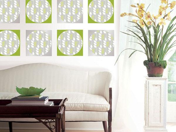 Комбинирование обоев в гостиной: 12 фото. Дизайн комбинированных обоев в зале