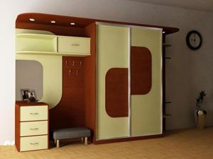 Мебель в прихожей
