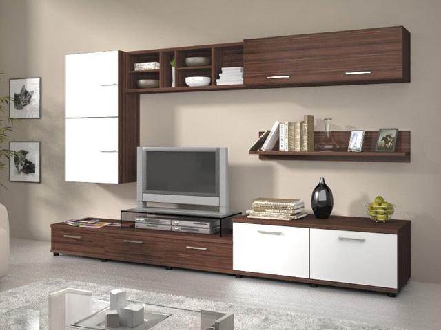 Модульная мебель для гостиной. 11 фото модульных систем для гостиных