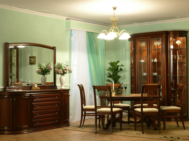 Основные аспекты выбора мебели в гостиную комнату