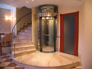 Установите лифт в коттедж и довольствуйтесь комфортом!