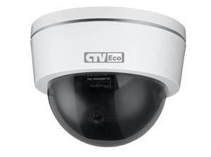Купольная камера для видеонаблюдения