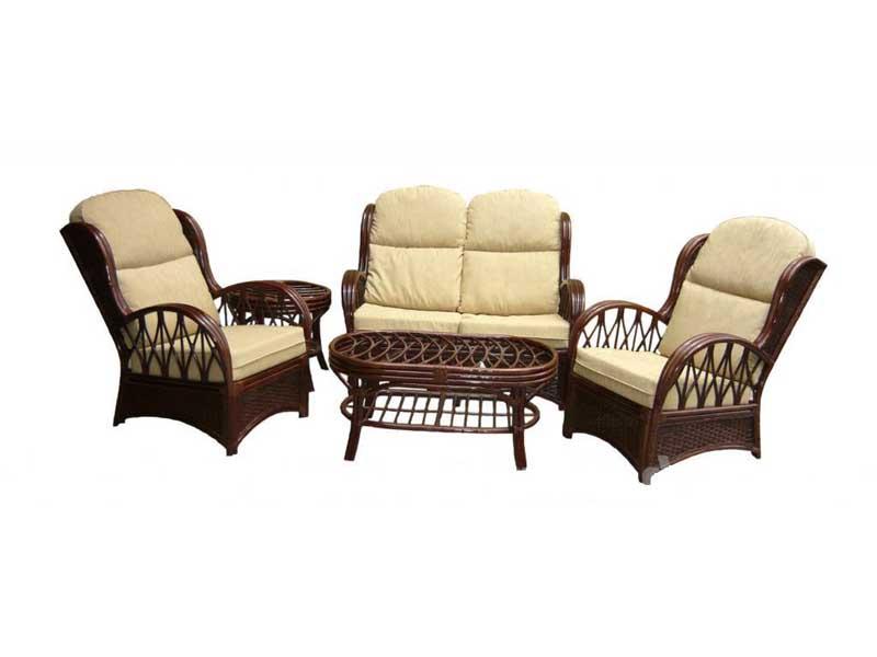 Плетеная мебель из ротанга. Фотографии ротанговой мебели