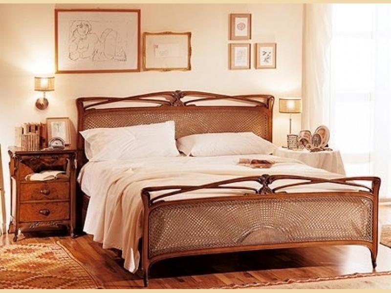 Кровати из массива дерева. 12 фото кроватей из натуральной древесины