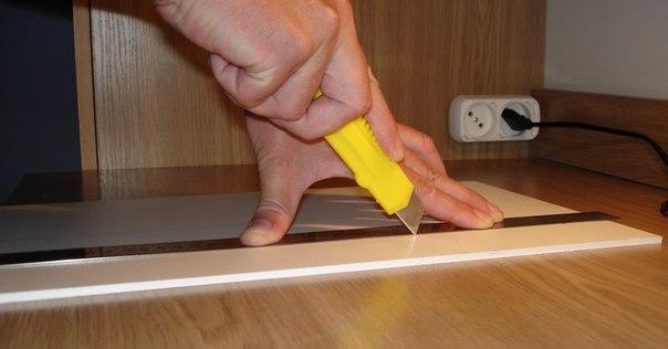 Как правильно резать линолеум: пошаговая инструкция