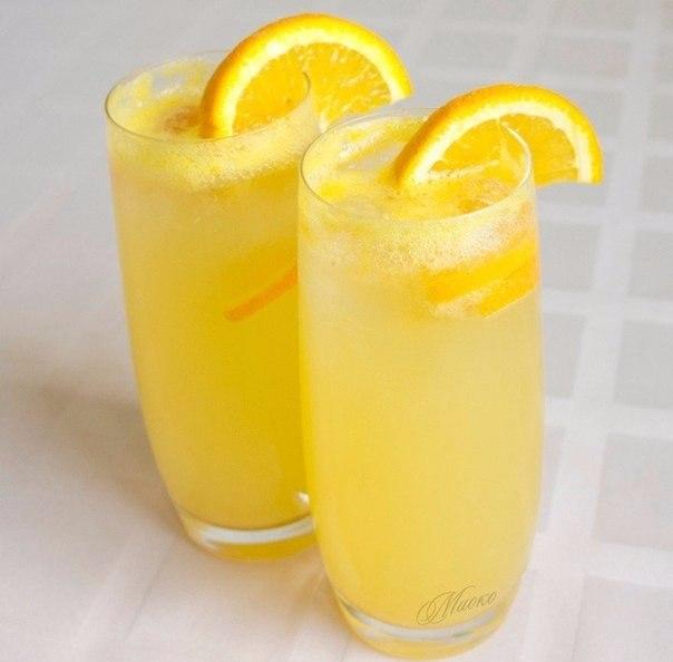 Напиток для здоровья — имбирный лимонад