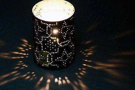 Садовые фонари: идеи красивого декора