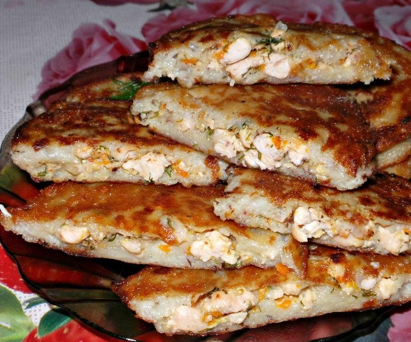 Готовим отменные колдуны из картофеля с мясной начинкой