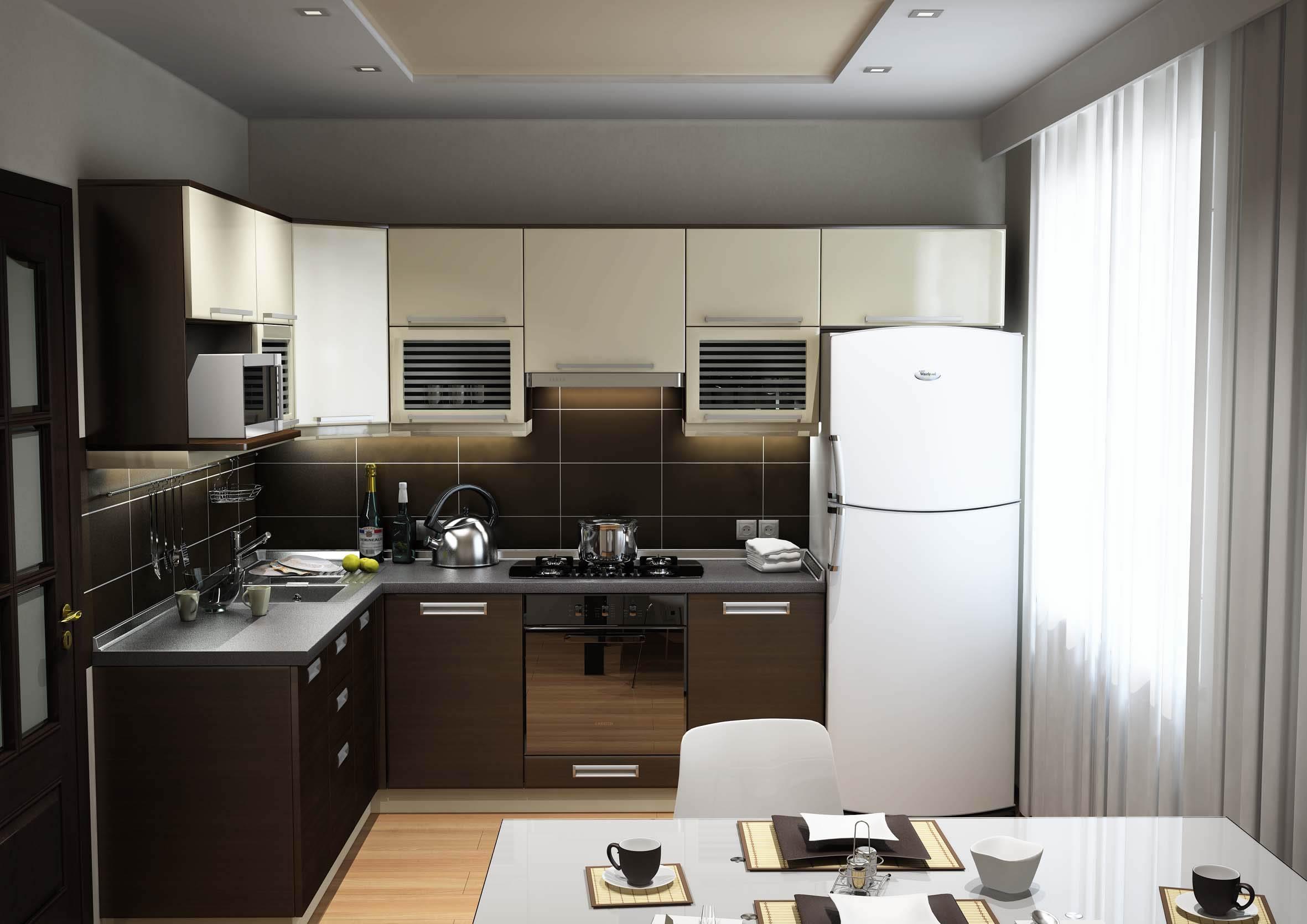 Как обустроить пространство на кухне