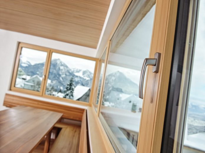 преимущеста деревянных окон